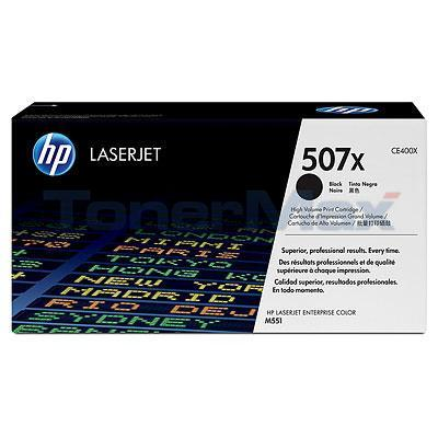 HP LASERJET M551 TONER CART BLACK 11K